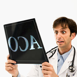 aco scared doctor!